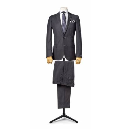 [S$ 559.00] 100% Bespoke Tailor Made Suit